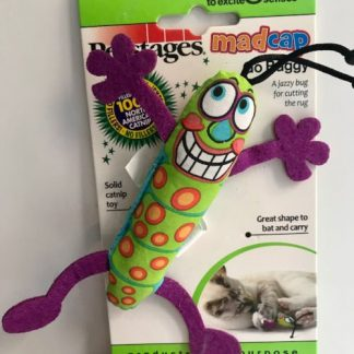 Go Buggy Catnip Toy