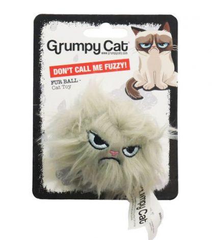 Grumpy Cat Hairball