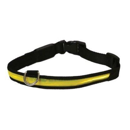 Flashing Collar - Yellow