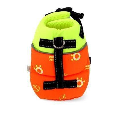 Anchor Life Vest Orange