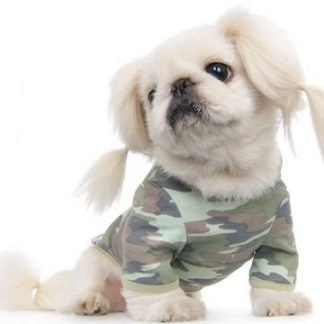 Military Hoodie for Dogs