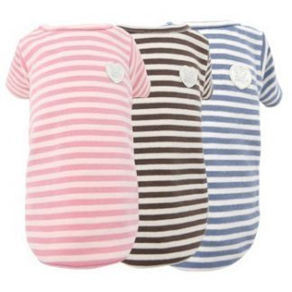 Striped T-Shirt various colours