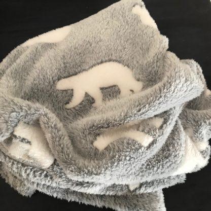 Polar Bear Pet Blanket