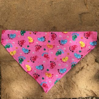 Jelly Bean Bandana Collar Style