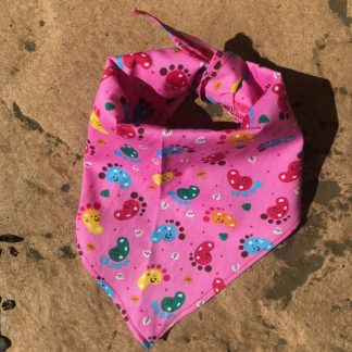Jelly Bean Dog Bandana