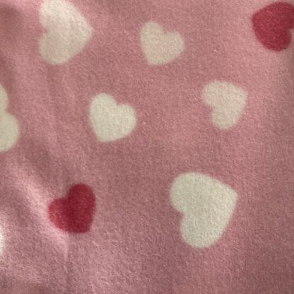 pink pet blanket